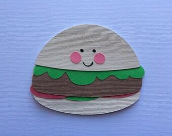 Hamburger Paper Piecing