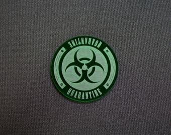 Malifaux - Quarantine Token 50mm