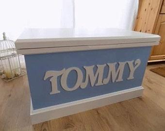 Handmade Toy Box *choose variations*