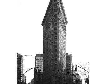 Flatiron Building Print