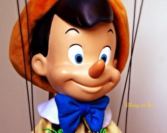 Pinocchio Marionette figurine Limited edition 500  FREE Shipping