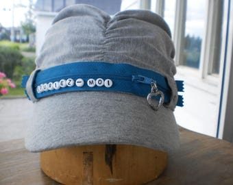 Unique revitalized newsboy cap