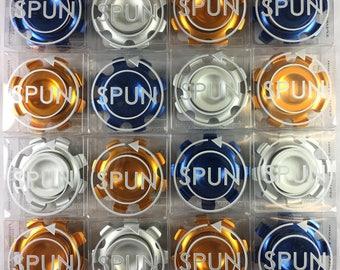 SPUN Aluminum Fidget Spinner