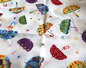 Coupon fabric upholstery umbrellas 68 x 50 cm