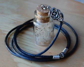 Wishes in a Bottle, Charm Necklace