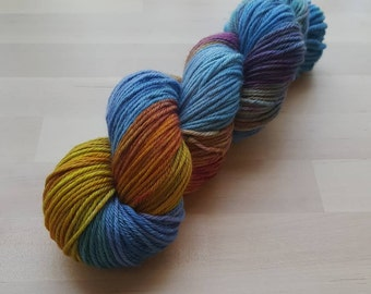 You Can Make It To The Sunrise | Limited Edition | Novela Base | 100% Superwash Merino DK Weight