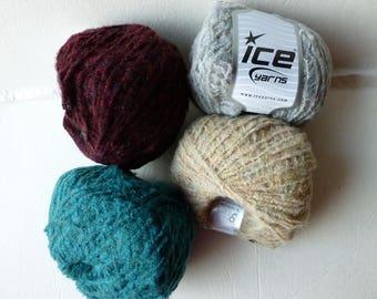 Sale  Thalac Mohair Yarn by ICE Yarn