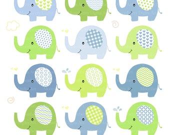 Elephant Clip Art. Baby Shower Clipart. Nursery Clipart. Elephants. Baby  Boy. Baby Shower. Elephants Clipart. Baby Shower Invitation