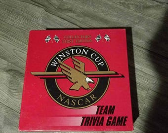 Winston Cup NASCAR Game