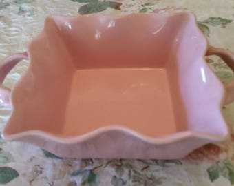 Pink Candy Dish by BIA