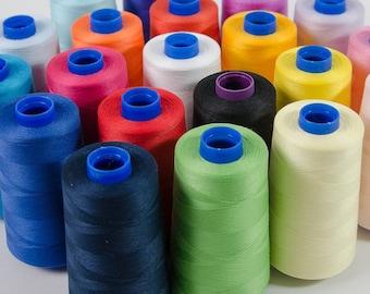 Professional Grade Tex 27 Thread (Made in USA, 1 spool)