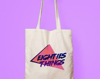 tote 80s, tote bag eighties, tote bag eighties things, retro, 1980, colorful, tote bag vintage, shopping bag, 1980s, tote bag nostalgic