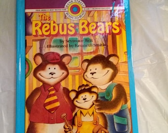 The Rebus Bears by Seymour Reit 1997 (new)