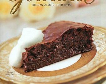 Vintage Gourmet Magazine - February 1998 PSS 3470