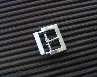 Belt buckle strap or metal silver 2.8 cm * 1.8 cm * 2.6 cm Bracelet