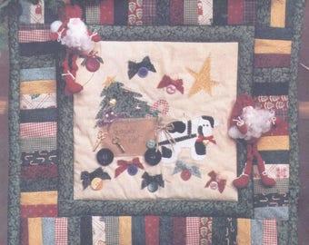 KRINGLED AGAIN Quilt Pattern - Uncut - Q057