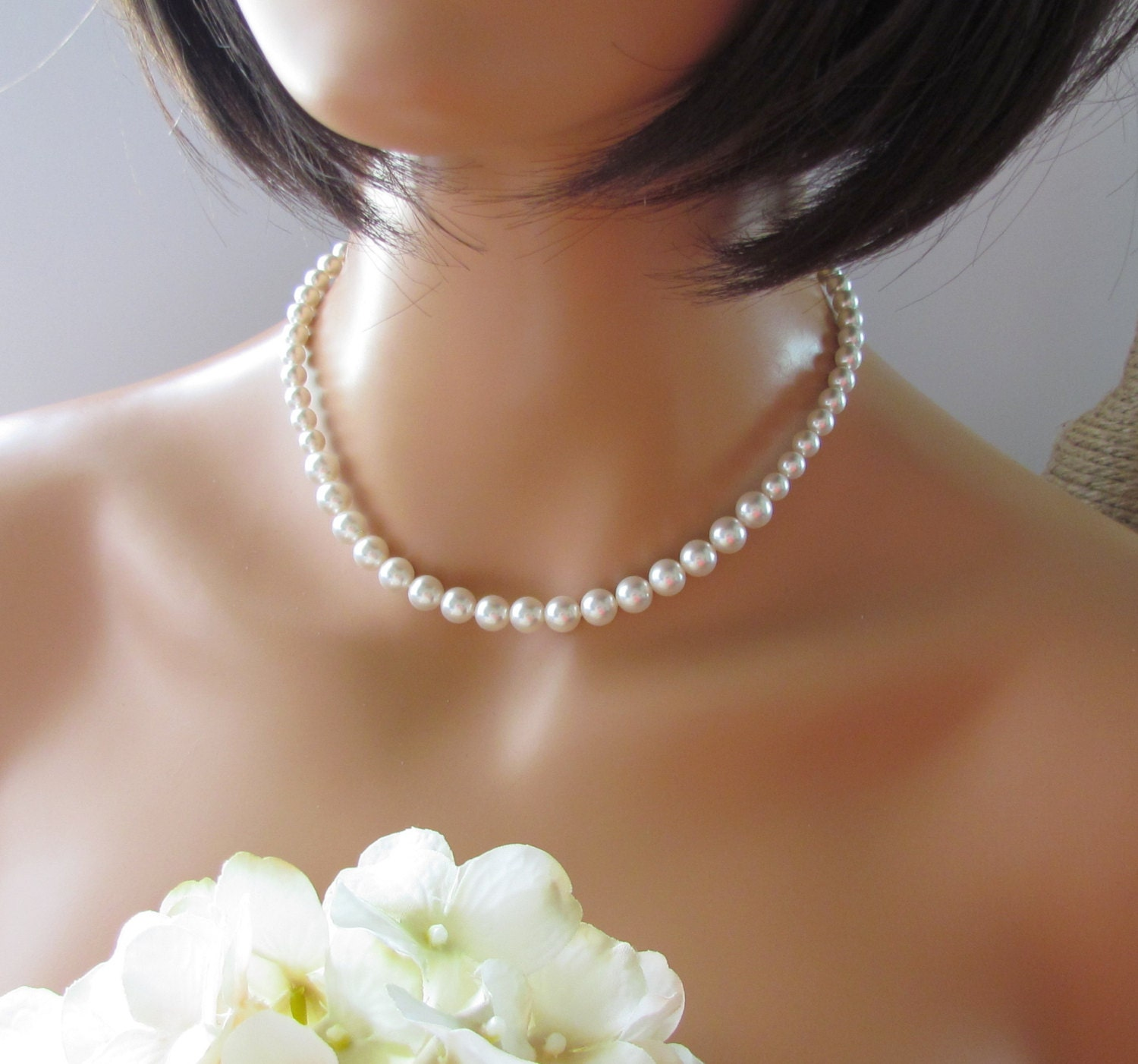 pearl cultured silver quot aaa necklace single image strand grade necklaces freshwater