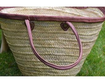 Clio straw basket