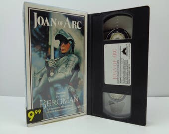Joan of Arc VHS Tape