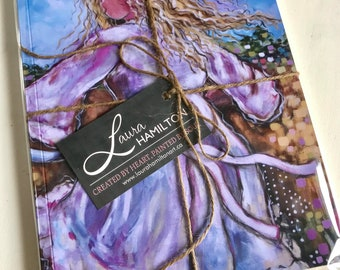 Lily Inspiration Notebook