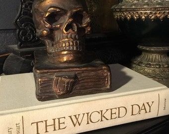 THE WICKED DAY by Mary Stewart c. 1983, 1st edition vintage book at Gothic Rose Antiques