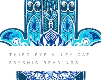 PSYCHIC READINGS by Phone/Text/DM