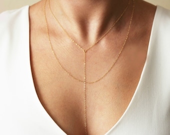 chain main lana wrap necklace