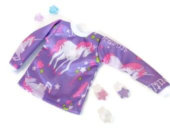 BJD clothes, sd slim msd minifee mnf jid clothes, 1/3 1/4 bjd sweater, bjd pastel, pony, fairy kei, cute, kawaii, girl female doll clothing