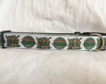 Teenage Mutant Ninja Turtles Collar