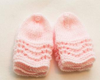Baby Mittens, Newborn Mittens, Baby Gloves