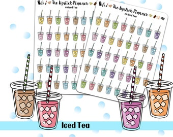 011 Iced Tea, Iced Drink