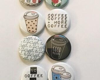 Hello Coffee Flair