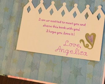 Made to order card