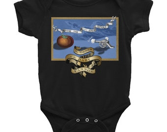Order of the Baby Cannon Baby Bodysuit