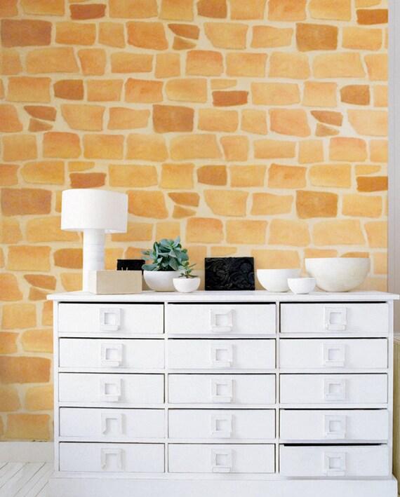 Peel & Stick Back Splash Brick Pattern Decorative Contact