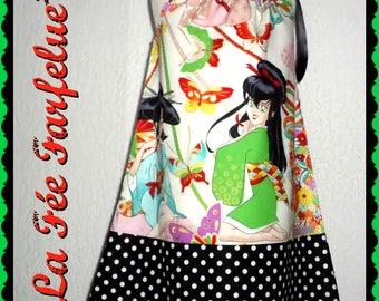 Dress cotton MANGA from 4 to 10 years