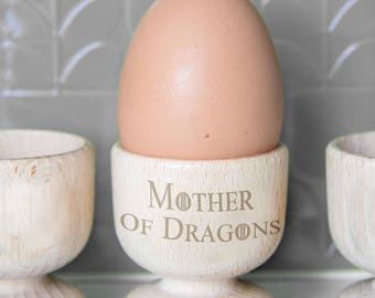 Mother of Dragons Egg Cup, Game of Thrones Gift, Dragon Egg, Daenerys