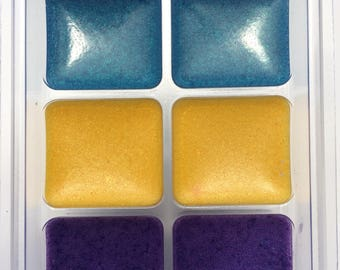 Soap Dyes: Spring Melt and Pour