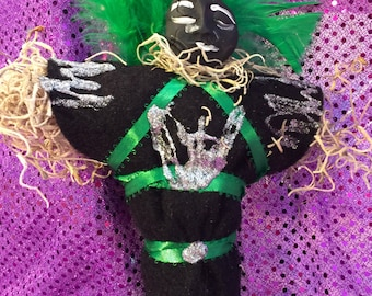 Ogoun ~ New Orleans Style Voodoo Doll