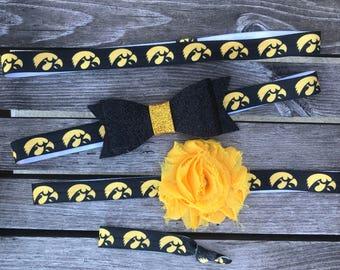 Hawkeyes Headband