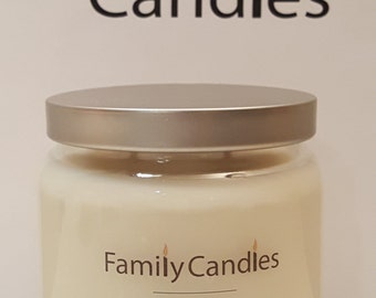 Family Candles - Tommy 16oz Double Wicked Soy Candle