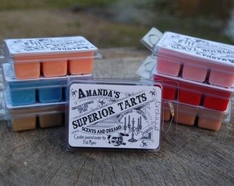 Chunky Tart/Cookies wax melts tarts for all/any Burners