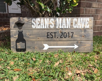 Man Cave Sign / Man Cave Decor /Man Cave Sign / Man Cave Wall Decor / Man Cave / Man Cave Art / Man Cave Wall Art / Man Cave Stuff / Rustic