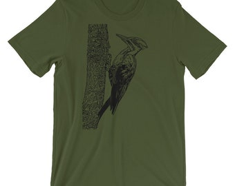 Pileated Woodpecker T-Shirt