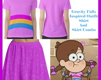 Mable Gravity Falls Outfit