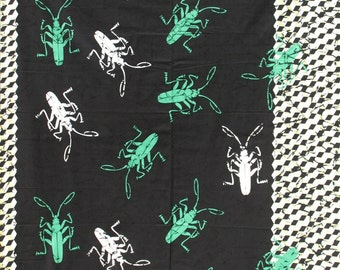 Good Luck Cricket -  IKEA Trendig Cotton Fabric