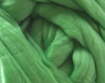 Lime Merino Top - 3 Ounces
