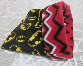 Batman Small Animal Cuddle Sack