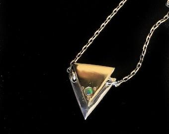Welo Opal Triangles