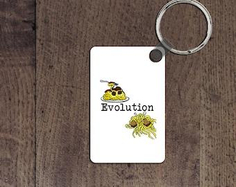 FSM Evolution key chain